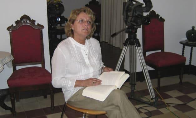 Isabel reverte escribe a penón en eps