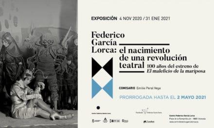 Prórroga de «Federico García Lorca: el nacimiento de una revolución teatral, 100 años del estreno de 'El maleficio de la mariposa'»
