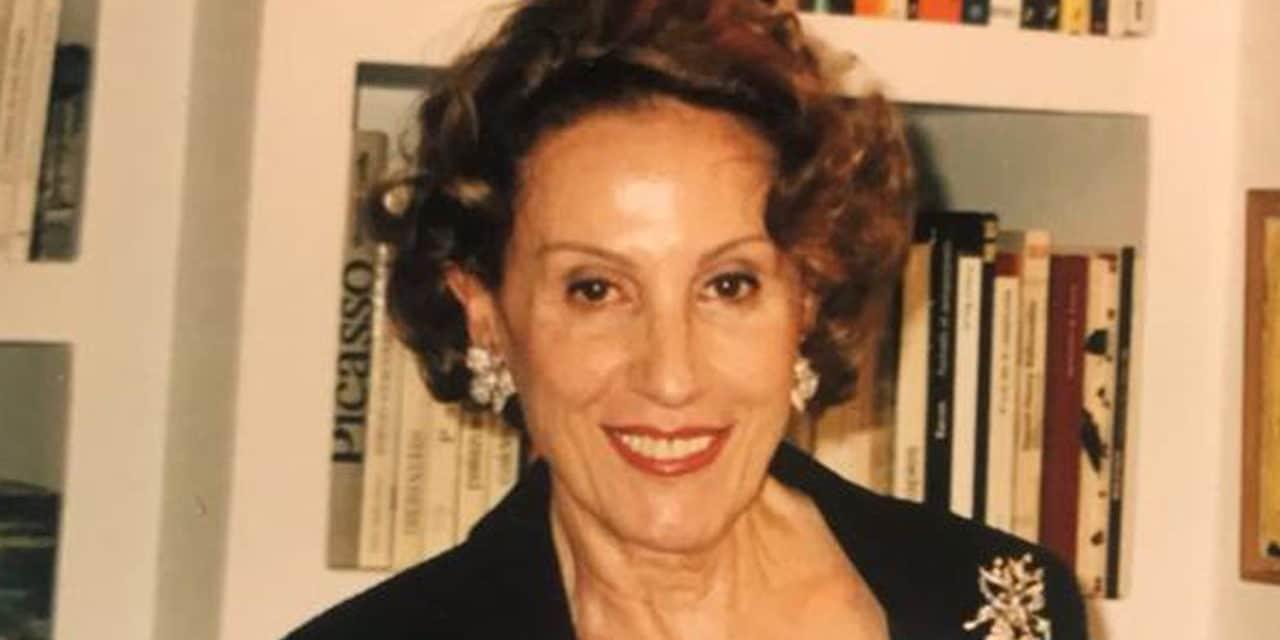 Adiós a una gran mujer, de actriz a poeta. IN MEMORIAM / ESPERANZA CLAVERA PIZARRO